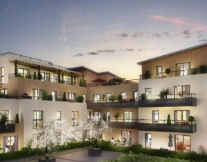 Achat / Vente appartement neuf Villecresnes proche RER A (94440) - Réf. 2970