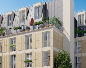 Achat / Vente appartement neuf Villejuif à 250 mètres du métro 7 (94800) - Réf. 6293