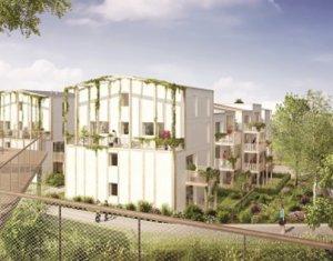 Achat / Vente appartement neuf Villejuif à 400 mètres du métro (94800) - Réf. 3745