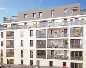 Achat / Vente appartement neuf Villejuif, à 500m du métro Louis Aragon (94800) - Réf. 430
