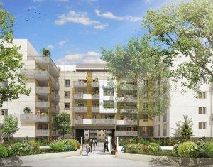 Achat / Vente appartement neuf Villejuif à deux pas du Métro (94800) - Réf. 1465