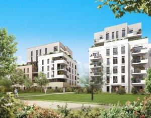 Achat / Vente appartement neuf Villejuif à quelques minutes du métro Aragon (94800) - Réf. 2537
