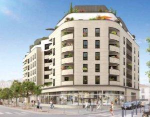 Achat / Vente appartement neuf Villejuif coeur du quartier Beauquartier Aragon (94800) - Réf. 2933