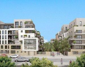 Achat / Vente appartement neuf Villejuif écoquartier proche avenue de la République (94800) - Réf. 1919