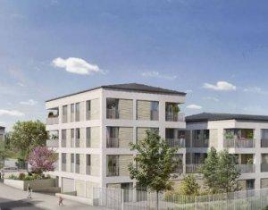 Achat / Vente appartement neuf Villejuif proche future gare (94800) - Réf. 3363