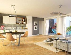 Investissement locatif : Appartement en loi Pinel  Villejuif proche métro et tramway (94800) - Réf. 6185