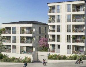 Achat / Vente appartement neuf Villejuif quartier campus Grand Parc (94800) - Réf. 3345