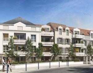 Achat / Vente appartement neuf Villemomble à 1,5 km de la gare RER E (93250) - Réf. 5930