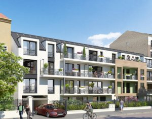 Achat / Vente appartement neuf Villemomble à 250 mètres du RER E (93250) - Réf. 5250
