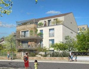 Achat / Vente appartement neuf Villemomble à 900m du RER E (93250) - Réf. 4876
