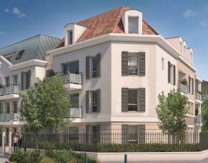 Achat / Vente appartement neuf Villemomble proche commodités et écoles (93250) - Réf. 4242