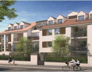 Achat / Vente appartement neuf Villemomble proche du cœur de ville (93250) - Réf. 3562