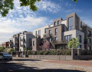 Achat / Vente appartement neuf Villeneuve-la-Garenne proche du tram T1 (92390) - Réf. 6106