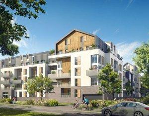 Achat / Vente appartement neuf Villeneuve-le-Roi proche RER C (94290) - Réf. 1598