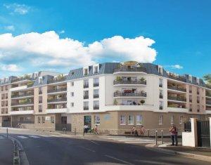 Achat / Vente appartement neuf Villeneuve-Saint-Georges à 700m du RER D (94190) - Réf. 5747