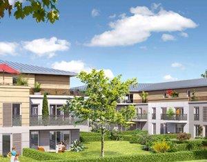 Achat / Vente appartement neuf Villennes sur Seine dans un écrin de verdure (78670) - Réf. 2128