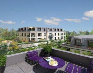 Achat / Vente appartement neuf Villennes-sur-Seine proche centre (78670) - Réf. 3253