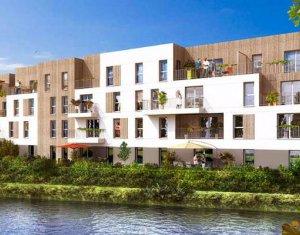 Investissement locatif : Appartement en loi Pinel  Villenoy proche de la gare de Meaux (77124) - Réf. 1515