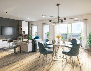 Achat / Vente appartement neuf Villeparisis à moins de 10min à pied du RER B (77270) - Réf. 6287