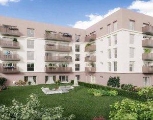 Investissement locatif : Appartement en loi Pinel  Villepinte à 350 mètres du RER B (93420) - Réf. 5457
