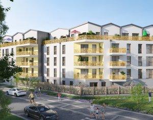 Achat / Vente appartement neuf Villepinte au cœur de l'éco-quartier La Pépinière (93420) - Réf. 5925