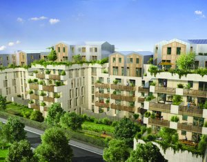 Investissement locatif : Appartement en loi Pinel  Villepinte écoquartier de la pépinière (93420) - Réf. 3936