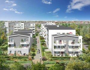 Achat / Vente appartement neuf Villepinte La Pépinière (93420) - Réf. 1670