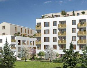 Investissement locatif : Appartement en loi Pinel  Villepinte Nord Est Paris (93420) - Réf. 1808