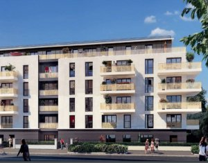 Achat / Vente appartement neuf Villepinte proche centre hospitalier Ballanger (93420) - Réf. 3773