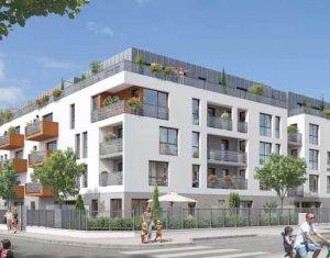 Achat / Vente appartement neuf Villepinte proche centre-ville (93420) - Réf. 2033