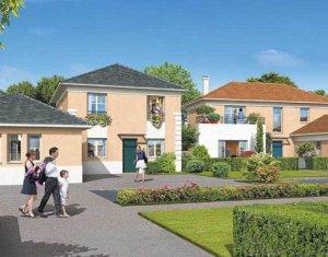 Achat / Vente appartement neuf Villepreux proche plaine de Versailles (78450) - Réf. 2616
