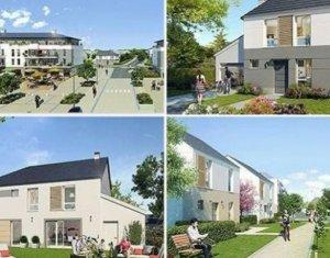 Investissement locatif : Appartement en loi Pinel  Villeron environnement calme (95380) - Réf. 426