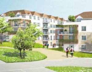 Achat / Vente appartement neuf Villevaudé proche centre-ville (77410) - Réf. 2457
