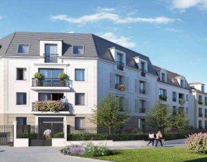 Achat / Vente appartement neuf Villiers-le-Bel en plein centre-ville (95400) - Réf. 5929