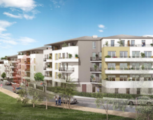 Achat / Vente appartement neuf Villiers-le-Bel proche RER D (95400) - Réf. 5529