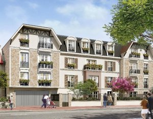 Achat / Vente appartement neuf Villiers-sur-Marne 500 mètres de la gare (94350) - Réf. 2404