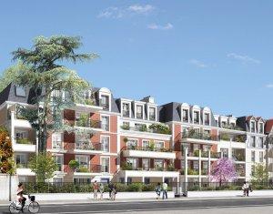 Achat / Vente appartement neuf Villiers-sur-Marne à 100m de la gare RER E (94350) - Réf. 1678