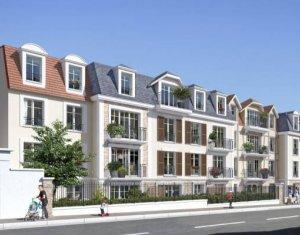 Achat / Vente appartement neuf Villiers-sur-Marne à 700 m RER proche centre (94350) - Réf. 4670