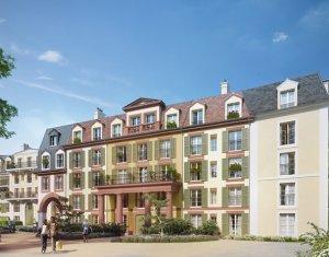 Achat / Vente appartement neuf Villiers-sur-Marne à 700m de la gare RER E (94350) - Réf. 1616