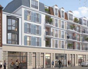 Investissement locatif : Appartement en loi Pinel  Villiers-sur-Marne à deux pas du RER E (94350) - Réf. 6174