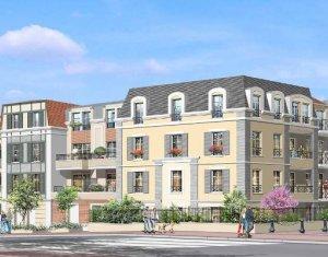 Investissement locatif : Appartement en loi Pinel  Villiers-sur-Marne à proximité immédiate du RER E et du centre ville (94350) - Réf. 4320