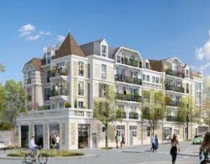 Achat / Vente appartement neuf Villiers-sur-Marne face à la mairie (94350) - Réf. 3388