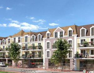 Achat / Vente appartement neuf Villiers-sur-Marne proche Bois Saint-Denis (94350) - Réf. 3127