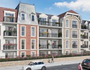 Achat / Vente appartement neuf Villiers-sur-Marne proche gare RER E (94350) - Réf. 4921