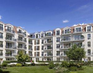 Achat / Vente appartement neuf Villiers-sur-Marne proche RER E (94350) - Réf. 5370