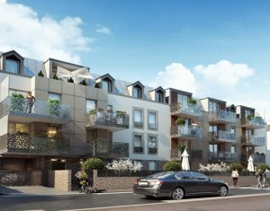Achat / Vente appartement neuf Villiers-sur-Marne proche RER E (94350) - Réf. 1380