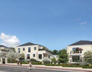 Investissement locatif : Appartement en loi Pinel  Viroflay à 350 mètres de la gare (78220) - Réf. 4734