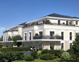 Achat / Vente appartement neuf Viroflay au sud-est de Paris (78220) - Réf. 2129