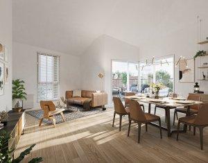 Investissement locatif : Appartement en loi Pinel  Viroflay quartier gare Chaville-Vélizy (78220) - Réf. 6124