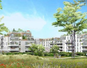 Investissement locatif : Appartement en loi Pinel  Viry-Châtillon bords de Seine (91170) - Réf. 1597